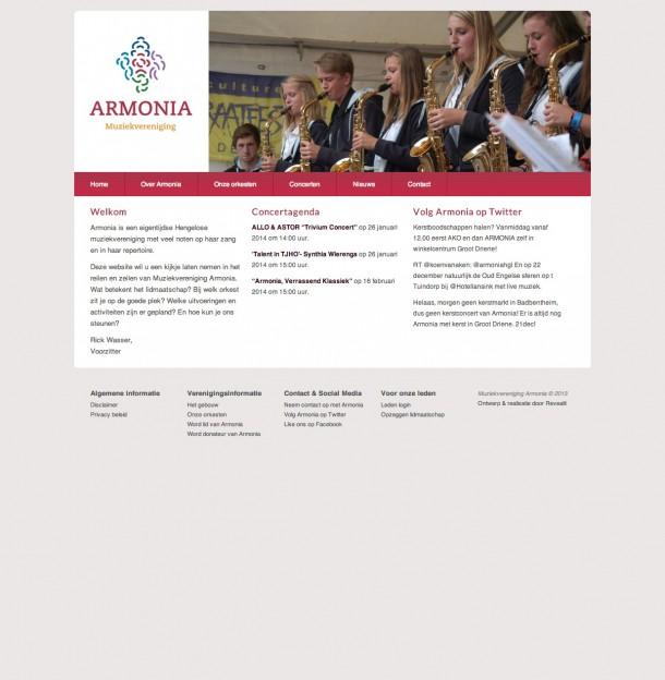Muziekvereniging Armonia