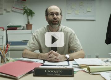 Wat als Google een persoon zou zijn