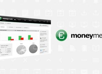 Online administratie met MoneyMedic